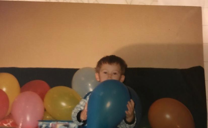 January 20th – Party Jelly andBalloons