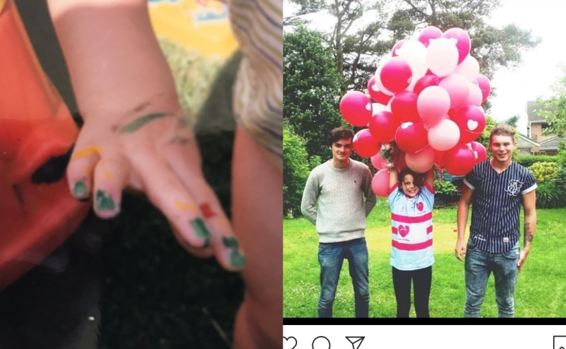 July 10th – Nail and SkyDecorations